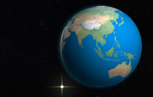 Image Source: Dan Markeye, Flickr, Creative Commons Southeast Asia space view