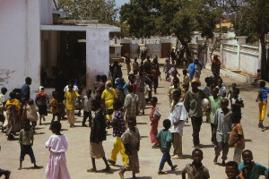 Image Source: rjones0856, Flickr, Creative Commons Mogadishu feeding center
