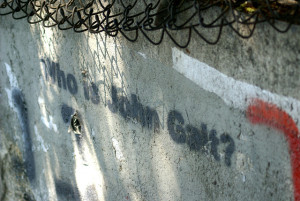 Image Source: Yaffa Phillips, Flickr, Creative Commons Tel Aviv - Who is John Galt?