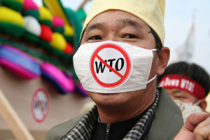 Image Source: fuzheado, Flickr, Creative Commons Anti-WTO