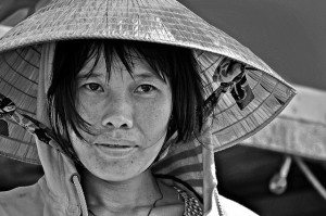 Image Source: Davidlohr Bueso, Flickr, Creative Commons vietnam portraits Commerce in the Mekong.