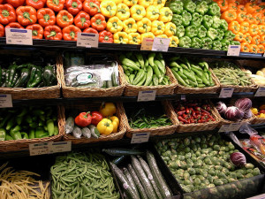 Image Source: Masahiro Ihara, Flickr, Creative Commons Vegetables in Whole Foods Market