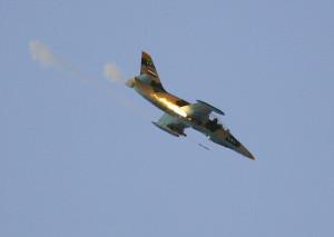 Syrian jet