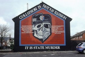 Image Source: Wikimedia, Creative Commons Ardoyne, North Belfast Collusion is not an illusion