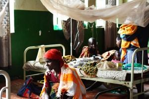 Hospital in Burundi. Image Source: Pixabay.