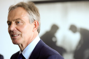 Image Source: Center for American Progress, Flickr, Creative Commons Prime Minister Tony Blair
