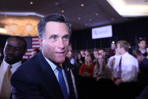 Image Source: BU Interactive News, Flickr, Creative Commons Romney
