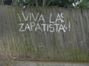 Image Source: Cat Branchman, Flickr, Creative Commons Viva Las Zapatistas!